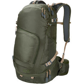 Jack Wolfskin Crosser 26 Daypack woodland green